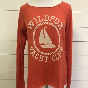 WildFox Yacht Club sweater.